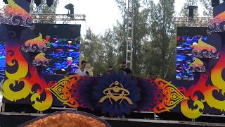 [2] 3 Of Life @HOMmega Festival - 20th Anniversary 2017 by In-Psy Records Live México