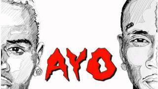 Chris Brown, Tyga - Ayo (Fast)