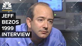 Jeff Bezos In 1999 On Amazon's Plans Before The Dotcom Crash