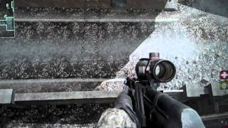 Call Of Duty 4 glitch Out of map CrossFire Easy New