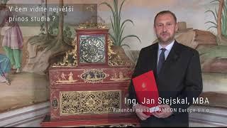 Náhled -    Ing. Jan Stejskal, MBA