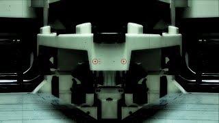 Pendulum - Comprachicos 2009 Version with Tour Visuals