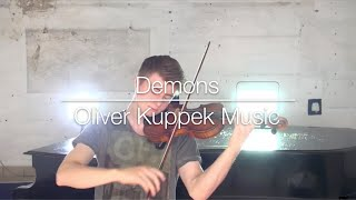 "Imagine Dragons - ""Demons"" (violin cover)"