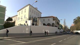 Abriu o centro de acolhimento temporário acolhimento de refugiados em Lisboa