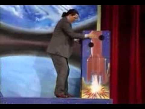 全球禁播,最搞笑的魔術揭密! - YouTube