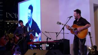 The Last Song I'll Write For You (Acoustic) - David Cook Live @ ION Orchard, Singapore [HD]