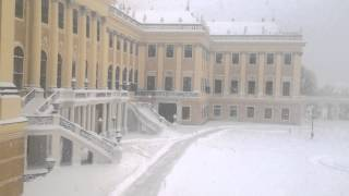 Viena - Castelo da Sissi