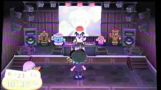 Animal Crossing: New Leaf - Club LOL!!! TURN UP!!!