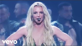 Britney Spears - Work B**ch (Live from Apple Music Festival, London, 2016)