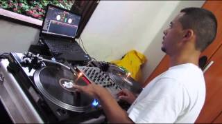 Dj Formiga Vinheta Scratch Voz Nando Audio Five