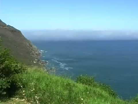 Uitzicht over de Hout Bay