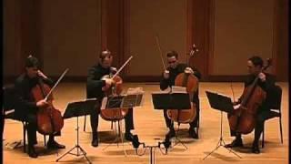 "Boston Cello Quartet plays Dejardin, ""Variations on a New World"" Part 2"