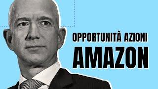 Opportunità di trading su Amazon e Beyond Meat