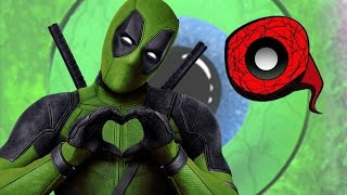 Deadpool 'Highway Fight' | Jacksepticeye Voice Over