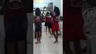 O grupo de gesto brasas vivas (ministério NOVAS DE PAZ ) em lagoa das garças