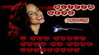 Alicia Keys - You Don't Know My Name - #BAÚDOFUNK Audio HQ] HD