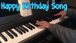 Happy Birthday Song served 2 Ways (Piano Reharmonization)