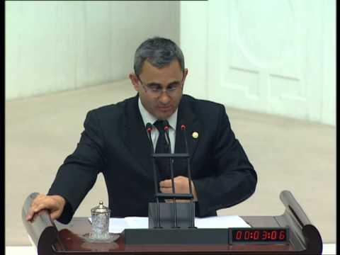 """2012-07-03 - 302 ss """"Torba Yasa"""" olarak bilinen Kanun Teklifi'nin 53.madde konuşması"""