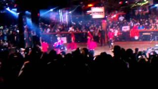 El Guerito Y Los LatinBoyz En Farwest 10-09-11