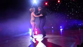 Strictly Inverness 2016 Graeme Allan & Jackie Carruthers Charleston taught by Jade MacIntyre