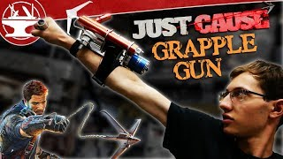Just Cause Grappling Hook!