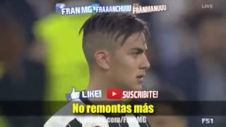Canción Juventus - Barcelona 3 a 0 Parodia Nicky Jam - El Amante