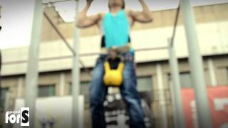 street workout dub-step remix video report Krivoy Rog (ForS project)