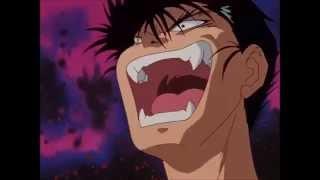 """Yu Yu Hakusho """"Te callas o te como"""" LATINO"""