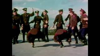 Soviet Army Dancing To Hard Bass REMASTERED