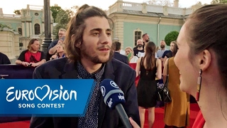 Salvador Sobral: Von Nervosität keine Spur| Eurovision Song Contest | NDR