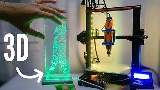 TRANSFORMER SON IMPRIMANTE 3D EN FRAISEUSE !!!