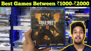 Ps4 Games Between ₹1000-₹2000 at Karol Bagh