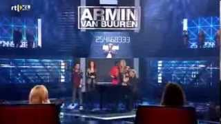 Live performance This Is What It Feels Like in Dutch TV Show 'The Voice Of Holland