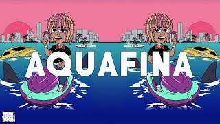 "(FREE) Lil Pump Type Beat x Ronny J Type Beat ""Aquafina"" 