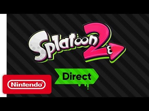WTFF::: Splatoon 2: Splatfest World Premiere demo, SplatNet 2, free updates, and more announced