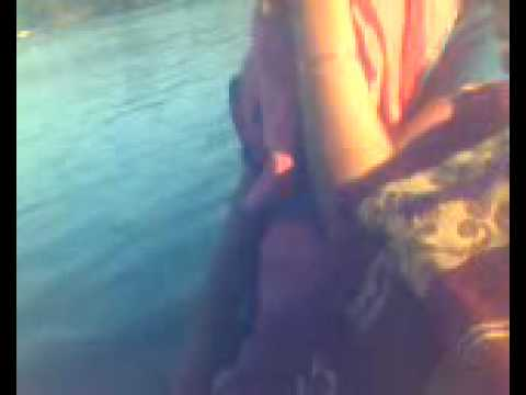 Sailing in Karnafuli river