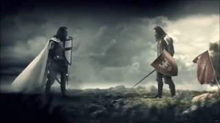 March of the Templars / Teutonic Knights/ Knights Hospitaller Video and lyric at the end (fan made)