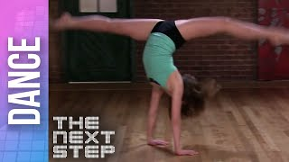 """The Next Step - Dance: Amy """"Red Light"""" Dance Solo (Season 4)"""