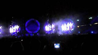 Coldplay - Speed Of Sound (Live Vicente Calderón)