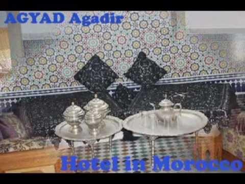 AGYAD AGADIR HOTEL IN MOROCCO