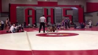 Rafael wrestling dj 1