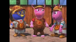The Backyardigans: Uniqua's Stomach Growling (Season 4)