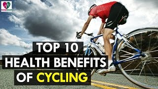 Top 10 Health Benefits of Cycling - Health Sutra
