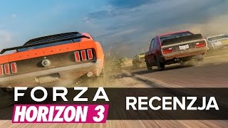 Forza Horizon 3 - Video Recenzja