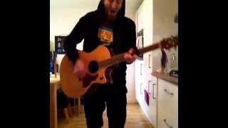 Playing With Fire - Ndubz ft Mr Hudson (cover by James O'Keeffe)