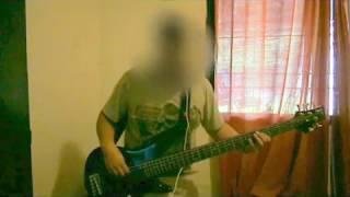 cover de Uriel Lozano - me enamore de mi amante bass