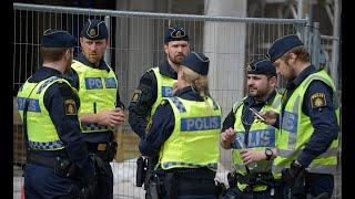 Hyllning Till Alla Svenska Poliser | Musik Video