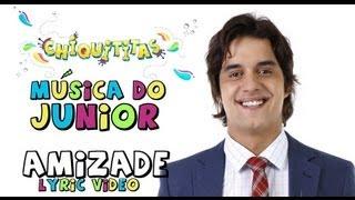 R2*D3 - AMIZADE Trilha Sonora Chiquititas (Lyric Video)