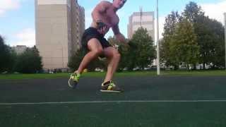 Интервальный кардио бег, жиросжигание /Interval running, cardio