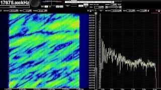 Radio New Zealand International DRM Broadcast